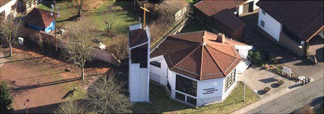 Martin - Luther - Kirche Oberarnbach